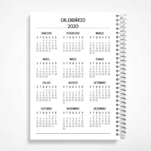 agenda 2020 - página 004 (calendário)