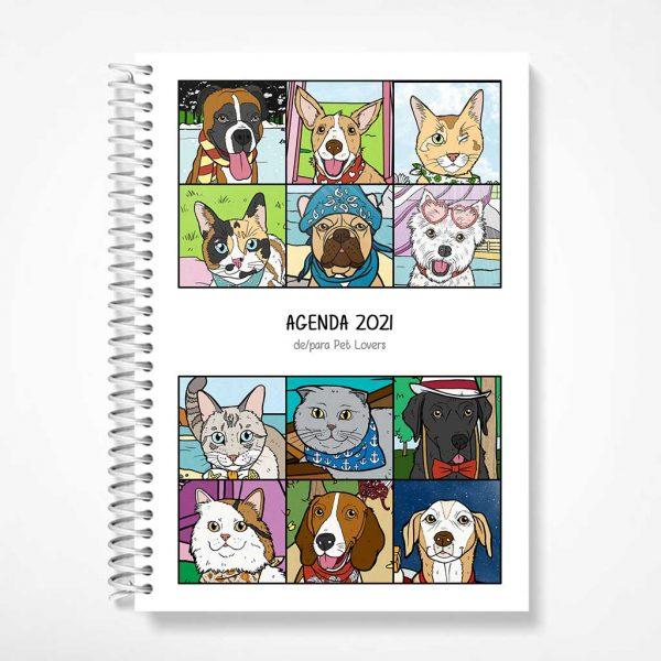 agenda 2021 - capa