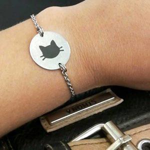 pulseira cabecinha