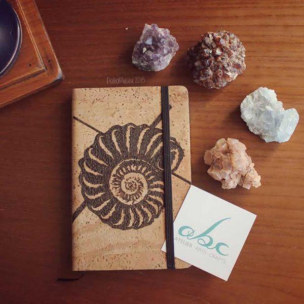 """caderno """"paleomuseu"""""""