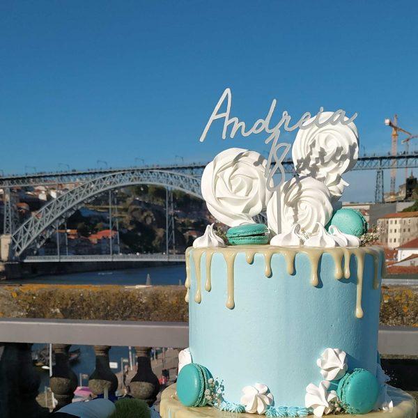 topo de bolo aniversário andreia 18 by pitoresco sugaries