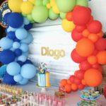 """faixa de aniversário """"Diogo"""""""