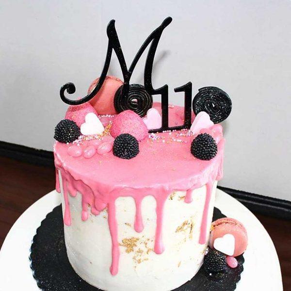 """topo de bolo aniversário """"m11"""""""